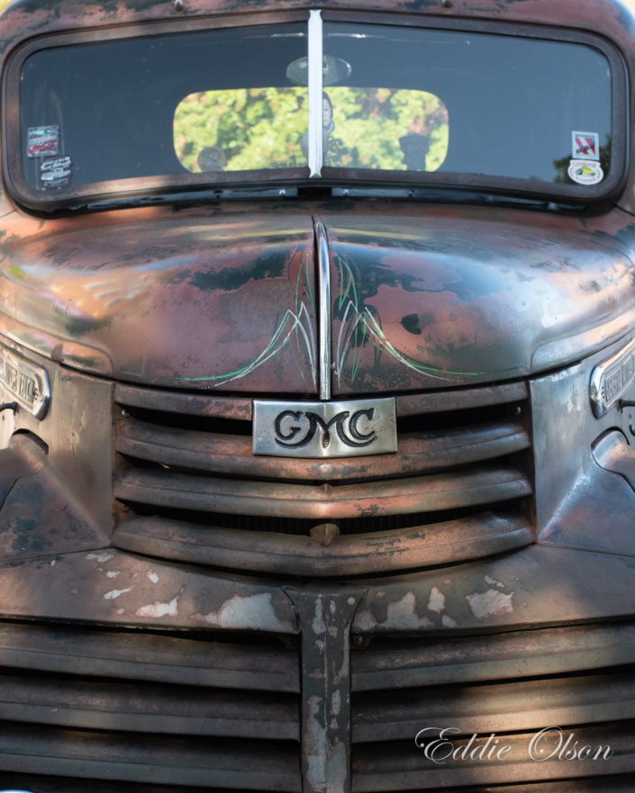 Antique GMC with Patina